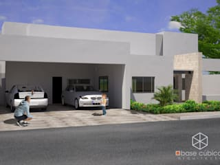by Base cubica Arquitectos
