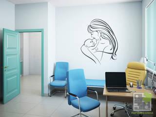 Кабинеты врачей в . Автор – Елена Марченко (Киев)