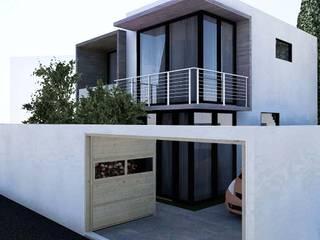 Casa PC Casas modernas de DVR Arquitectos Moderno