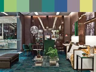 Modern offices & stores by Artefacto Curitiba Modern