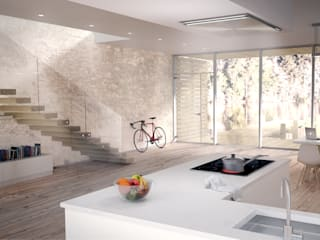 Villa Bianchi:  in stile  di Loudlab,