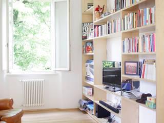 Living room by TIPI STUDIO, Modern