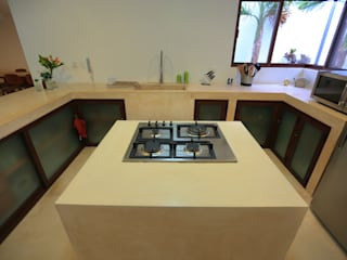 Casa Mo: Cocinas de estilo  por FGO Arquitectura