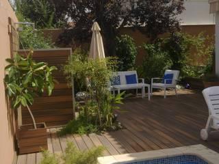 Jardines: Jardines de estilo  de pacodelgado / decorador