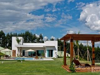 Casas de estilo moderno de Adriane Perotoni Arquitetura.Interiores Moderno