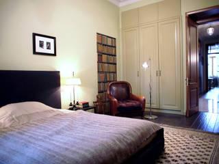 квартира для бабушки и дедушки: Спальни в . Автор – Circus28_interior,