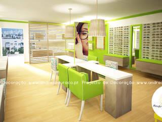 Andreia Louraço - Designer de Interiores (Email: andreialouraco@gmail.com) Oficinas y Tiendas Verde