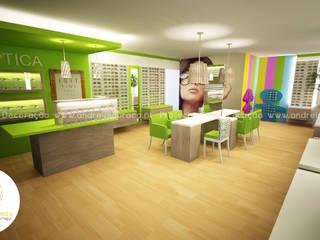 Andreia Louraço - Designer de Interiores (Email: andreialouraco@gmail.com) Oficinas y Tiendas Madera Verde