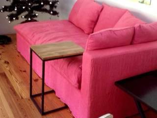 Muebles de hierro Modern Living Room by Tienda de Hierros Modern
