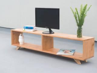 Muebles de madera by Paraíso:  de estilo  por muebles paraíso