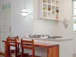 Nhà bếp by CMSP Arquitetura + Design