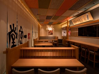IPPUDO ASAKUSA アジア風レストラン の Pilot Planning Inc. 和風