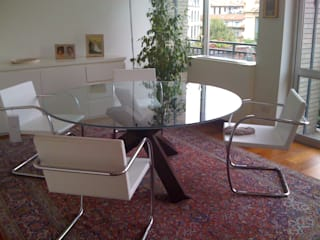 Progetto Modern Dining Room by Gaby Ehringshausen Modern