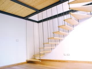 Progetto: Ingresso & Corridoio in stile  di Arch. Beatrice Schiavina