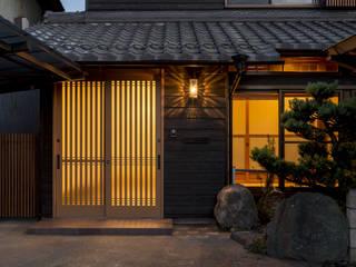 改装後 - AFTER: 株式会社 鳴尾工務店が手掛けた廊下 & 玄関です。