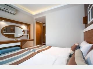 Hoteles de estilo moderno de EMAY MİMARLIK Moderno