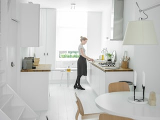 Design Studio Nu Kitchen White