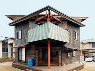 I 邸 カントリーな 家 の 安達文宏建築設計事務所 カントリー