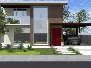de style  par Carolyne Ferreira Arquitetura + Design, Moderne