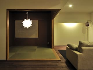 I邸MSリノベ: 株式会社トキメキデザイン・アトリエが手掛けた寝室です。,モダン