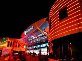 CD MİMARLIK&DANIŞMANLIK – Family Fun Mall Project (Erbil - Irak):  tarz Alışveriş Merkezleri