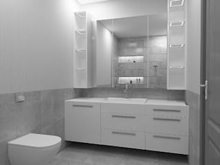 Bathroom by Boer As., Modern