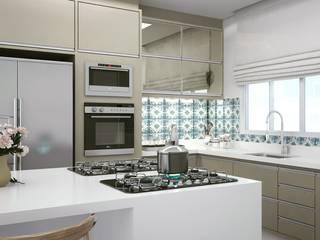 Cozinha por Marcenaria Moraes Moderno