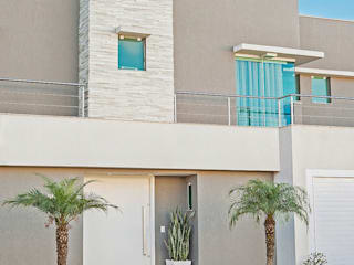 Casas de estilo moderno de Patrícia Azoni Arquitetura + Arte & Design Moderno