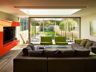 Projects Modern living room by Ensoul Modern