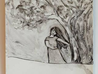Die Frau und der Baum:   von mabellevie