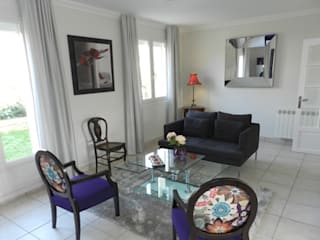 Idées dans la maison Ruang Keluarga Modern