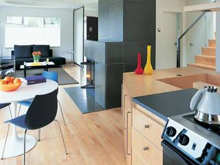 Exemples de realisations Cuisine moderne par Agence B Interior Moderne