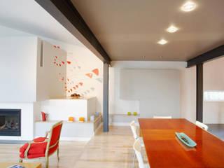Exemples de realisations Salon moderne par Agence B Interior Moderne