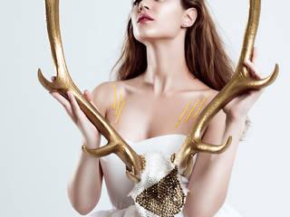 Jewelry for home de Rivero Cano Design Ecléctico