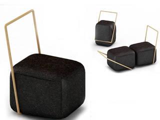 Mojo - Cork Seat por ad+r Creative Studio Moderno