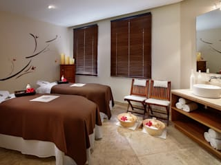 Casa Velas / Velas Resorts Spa eclécticos de MC Design Ecléctico