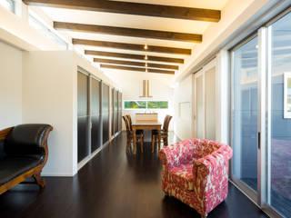 Air Living® 緑洞の家 の フォーレストデザイン一級建築士事務所