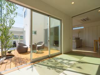 Gate Garage® 囲い庭の家 の フォーレストデザイン一級建築士事務所