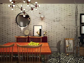 Rotoarquitectura Dining roomAccessories & decoration