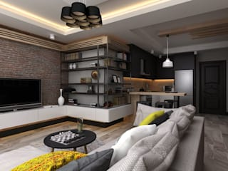 Ceren Torun Yiğit Living room