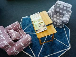 에어블랑 유아소파 <동물친구 시리즈>: AIRBLANC의 스칸디나비아 사람 ,북유럽