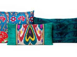 Sanatı mekanlara taşıyan yastıklar Yastık By Rıfat Ozbek Eklektik