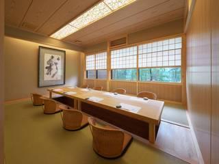 鮨 小野 オリジナルな 壁&床 の EMBODYDESIGN オリジナル