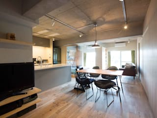 MSSH: <DISPENSER>architects 小野修 一級建築士事務所が手掛けたダイニングです。,