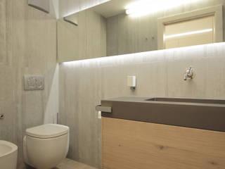 Progetti: Bagno in stile  di luigi bello architetto