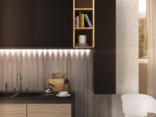 Dapur Minimalis Oleh pixelgrafica Minimalis