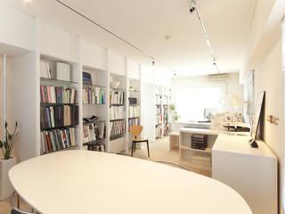 office: sen designが手掛けた書斎です。