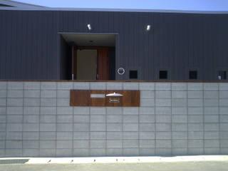 集まるイレモノ モダンな 家 の OZAWA設計室一級建築士事務所 モダン