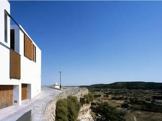 CASA PERICO Casas de estilo moderno de Estudio de arquitectura Francisco Candel Moderno