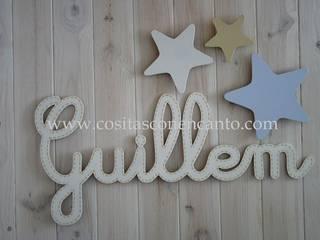 Letras de Madera personalizadas:  de estilo  de Cositasconencanto